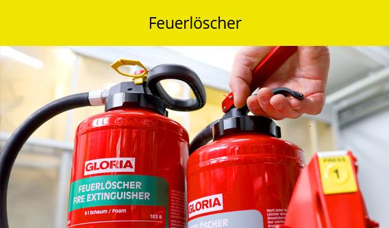 Feuerlöscher, Scholz, Leistungen