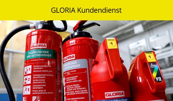 Feuerlöscher, Scholz, Kundendienst, Leistungen